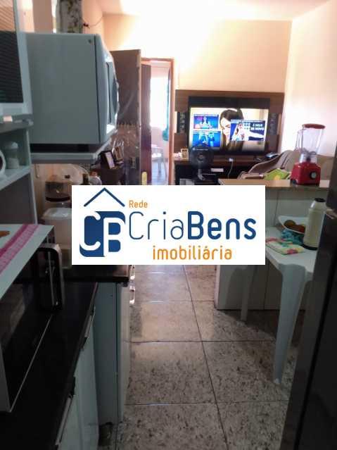 2 - Casa 3 quartos à venda Inhaúma, Rio de Janeiro - R$ 230.000 - PPCA30106 - 3
