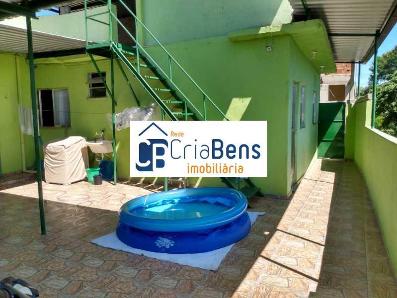 7 - Casa 3 quartos à venda Inhaúma, Rio de Janeiro - R$ 230.000 - PPCA30106 - 8