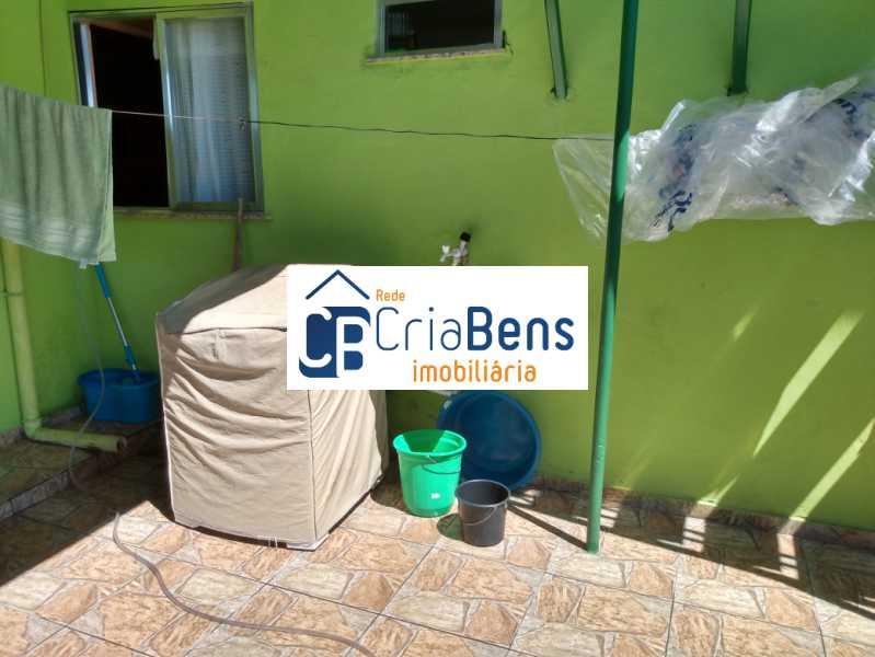 9 - Casa 3 quartos à venda Inhaúma, Rio de Janeiro - R$ 230.000 - PPCA30106 - 10