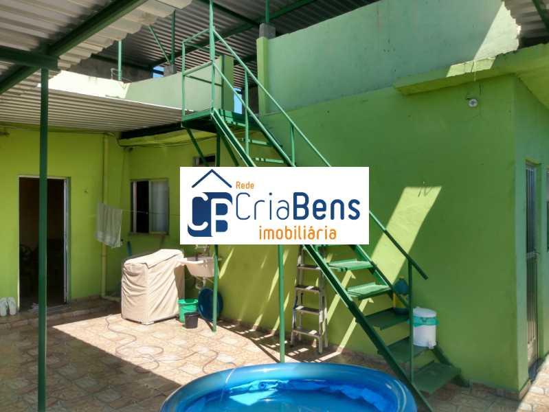 11 - Casa 3 quartos à venda Inhaúma, Rio de Janeiro - R$ 230.000 - PPCA30106 - 12