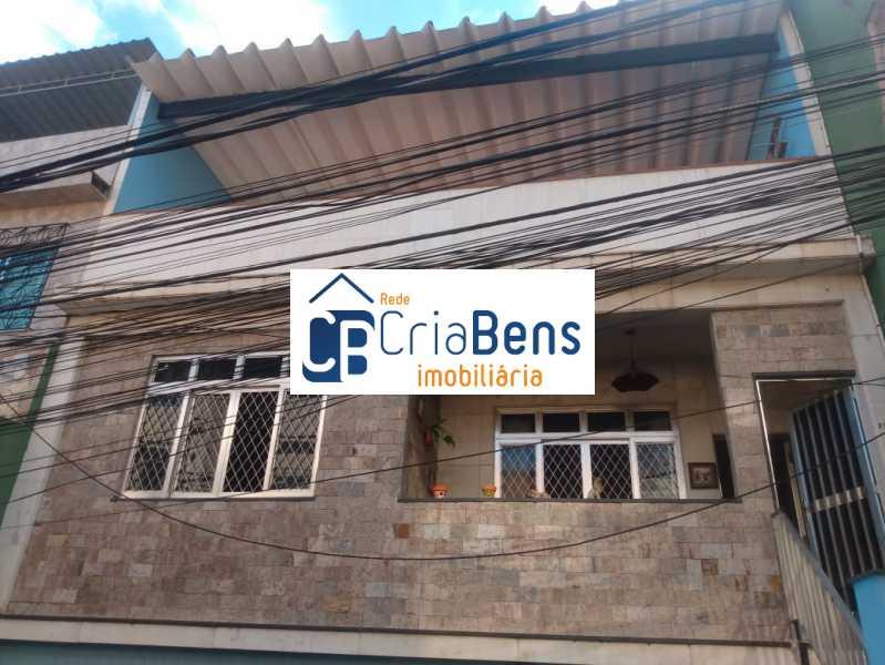 1 - Casa 3 quartos à venda Piedade, Rio de Janeiro - R$ 430.000 - PPCA30107 - 1