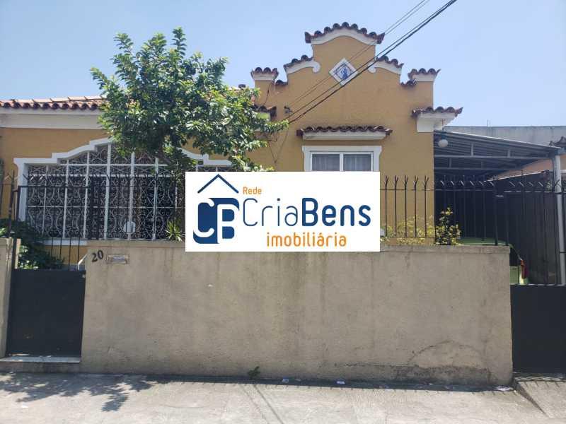 1 - Casa 5 quartos à venda Piedade, Rio de Janeiro - R$ 840.000 - PPCA50017 - 1