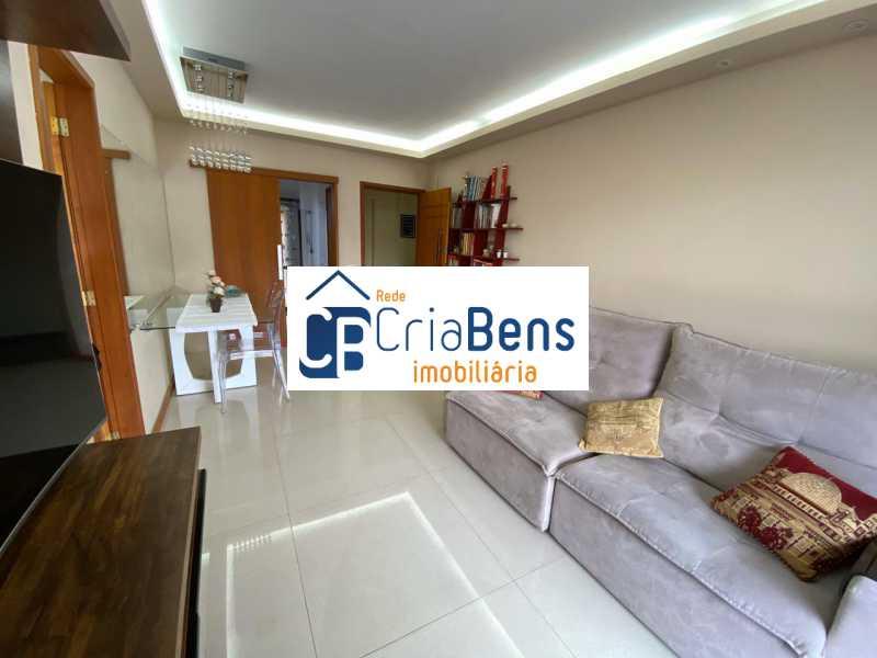1 - Apartamento 1 quarto à venda Cachambi, Rio de Janeiro - R$ 285.000 - PPAP10074 - 1