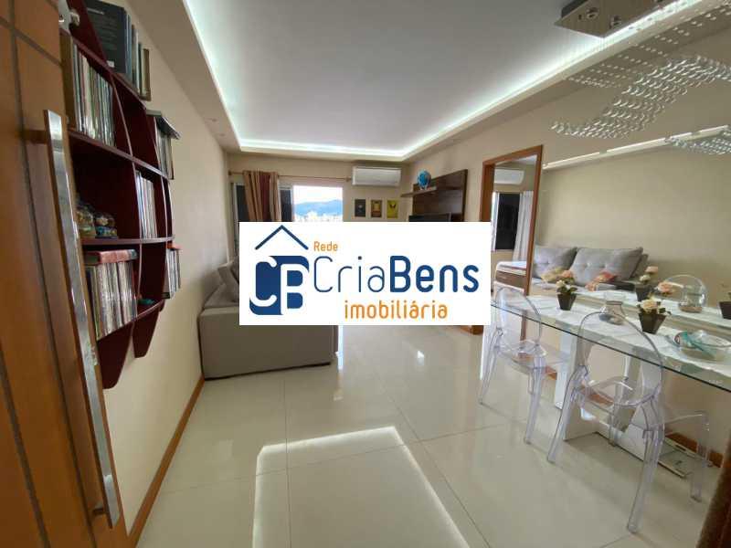 2 - Apartamento 1 quarto à venda Cachambi, Rio de Janeiro - R$ 285.000 - PPAP10074 - 3