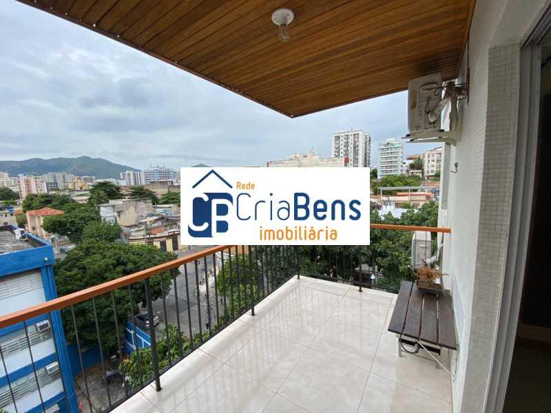 4 - Apartamento 1 quarto à venda Cachambi, Rio de Janeiro - R$ 285.000 - PPAP10074 - 5
