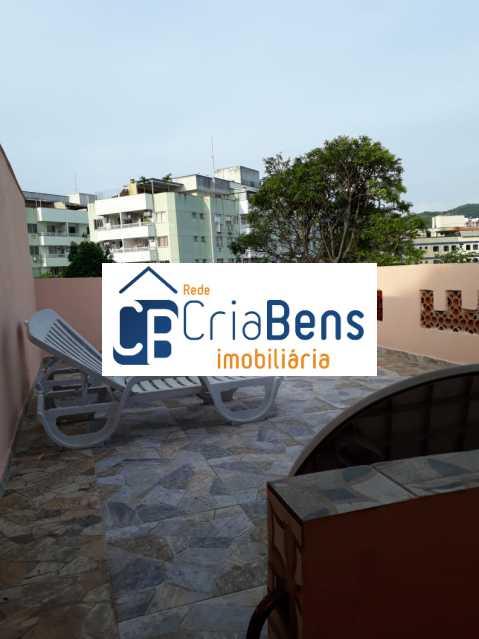 2 - Casa 3 quartos à venda Pechincha, Rio de Janeiro - R$ 400.000 - PPCA30108 - 3