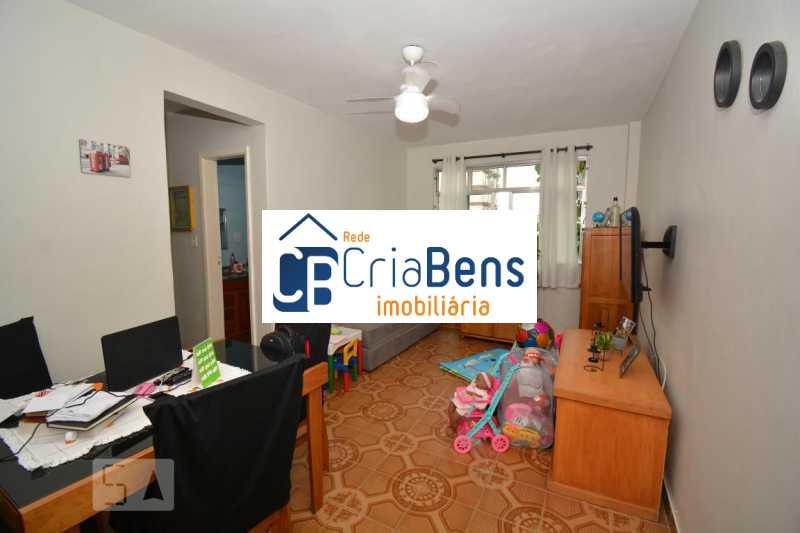 1 - Apartamento 1 quarto à venda Cachambi, Rio de Janeiro - R$ 195.000 - PPAP10075 - 1