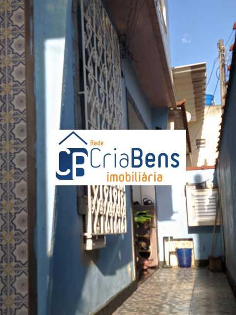 1 - Casa 4 quartos à venda Quintino Bocaiúva, Rio de Janeiro - R$ 320.000 - PPCA40042 - 1
