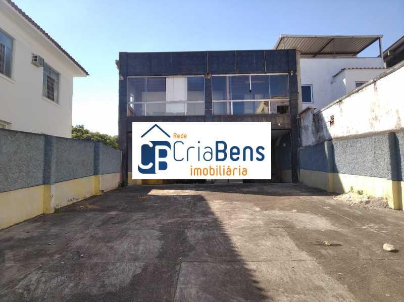 1 - Galpão 810m² para venda e aluguel Quintino Bocaiúva, Rio de Janeiro - R$ 1.800.000 - PPGA00008 - 1
