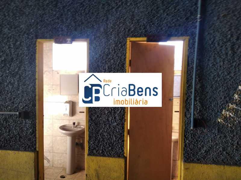 12 - Galpão 810m² para venda e aluguel Quintino Bocaiúva, Rio de Janeiro - R$ 1.800.000 - PPGA00008 - 13