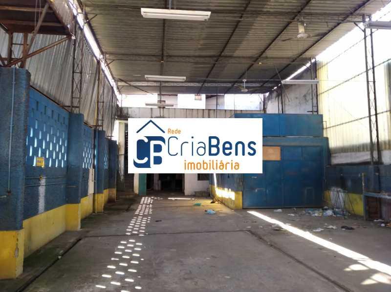 14 - Galpão 810m² para venda e aluguel Quintino Bocaiúva, Rio de Janeiro - R$ 1.800.000 - PPGA00008 - 15