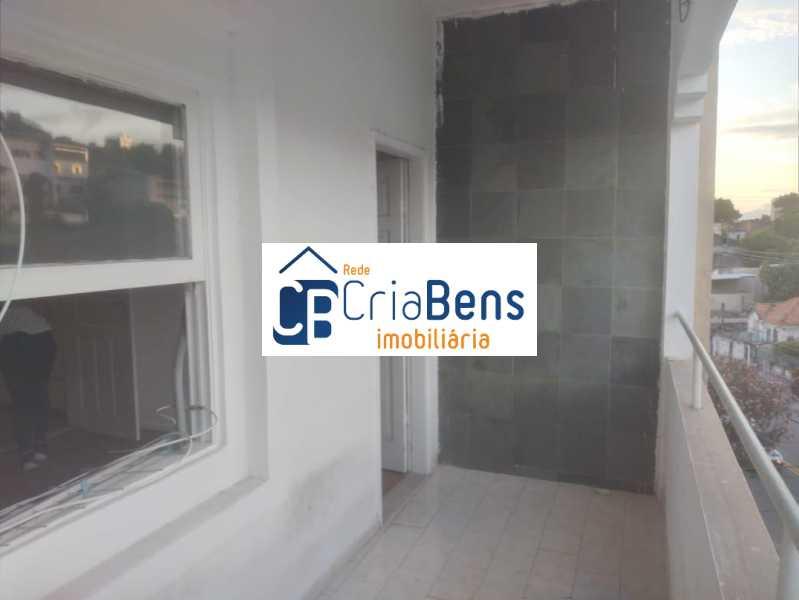1 - Apartamento 1 quarto à venda Piedade, Rio de Janeiro - R$ 150.000 - PPAP10076 - 1