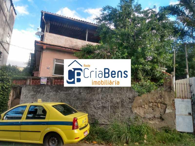 1 - Casa 2 quartos à venda Abolição, Rio de Janeiro - R$ 220.000 - PPCA20177 - 1
