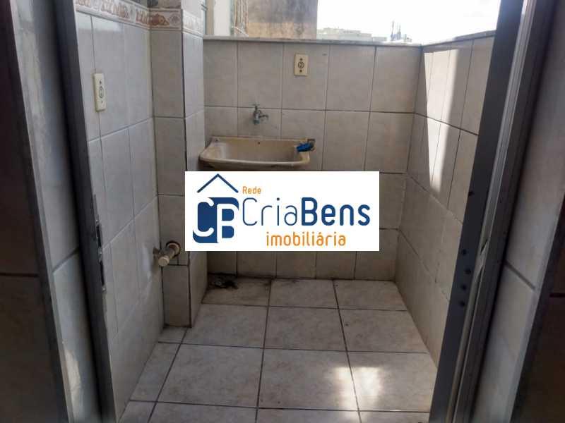 17 - Casa 3 quartos à venda Quintino Bocaiúva, Rio de Janeiro - R$ 280.000 - PPCA30110 - 18
