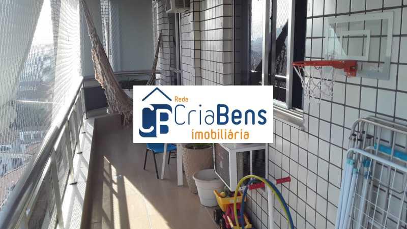 7 - Apartamento 2 quartos à venda Abolição, Rio de Janeiro - R$ 390.000 - PPAP20501 - 8