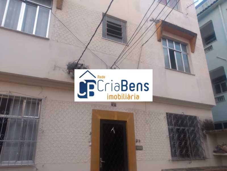 1 - Apartamento 1 quarto à venda Quintino Bocaiúva, Rio de Janeiro - R$ 165.000 - PPAP10079 - 1