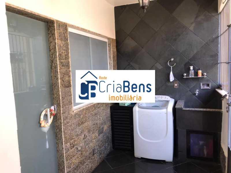 18 - Casa 3 quartos à venda Campo Grande, Rio de Janeiro - R$ 500.000 - PPCA30114 - 19