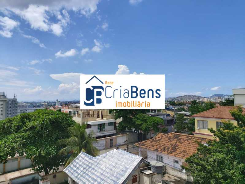 1 - Cobertura 2 quartos à venda Cachambi, Rio de Janeiro - R$ 285.000 - PPCO20007 - 1