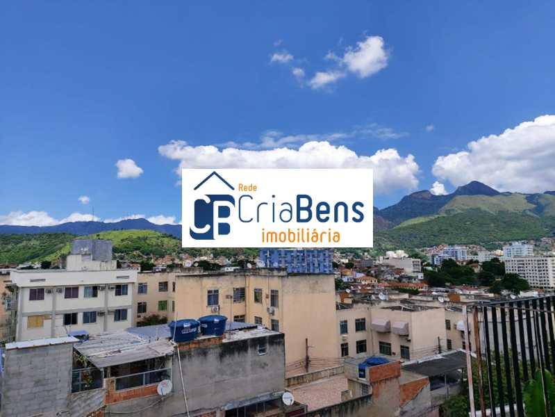 2 - Cobertura 2 quartos à venda Cachambi, Rio de Janeiro - R$ 285.000 - PPCO20007 - 3