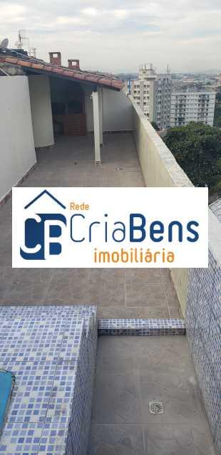 18 - Cobertura 2 quartos à venda Cachambi, Rio de Janeiro - R$ 285.000 - PPCO20007 - 19