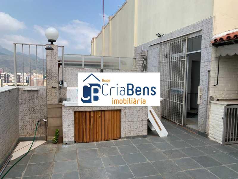 4 - Cobertura 3 quartos à venda Cachambi, Rio de Janeiro - R$ 670.000 - PPCO30005 - 5