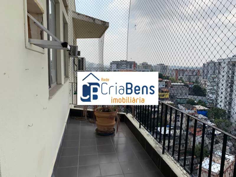 20 - Cobertura 3 quartos à venda Cachambi, Rio de Janeiro - R$ 670.000 - PPCO30005 - 21