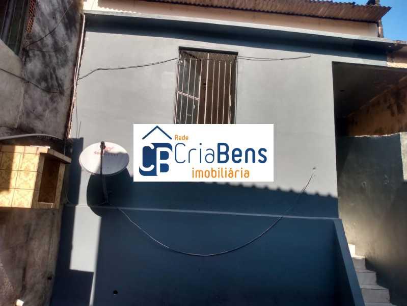 1 - Casa 2 quartos à venda Piedade, Rio de Janeiro - R$ 115.000 - PPCA20179 - 1