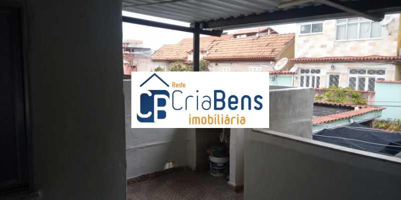 18 - Casa 2 quartos para alugar Abolição, Rio de Janeiro - R$ 800 - PPCA20180 - 19