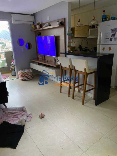 2 - Apartamento 2 quartos à venda Cachambi, Rio de Janeiro - R$ 370.000 - PPAP20522 - 3
