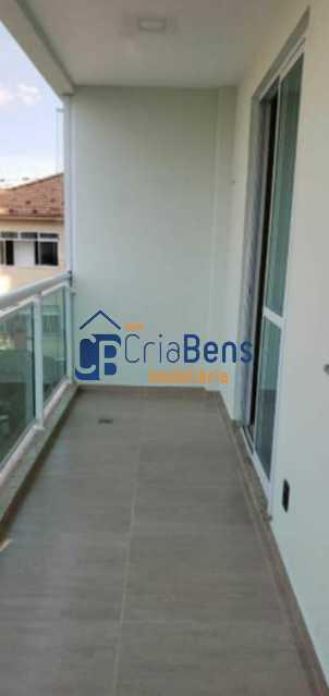 8 - Apartamento 3 quartos à venda Todos os Santos, Rio de Janeiro - R$ 450.000 - PPAP30186 - 9