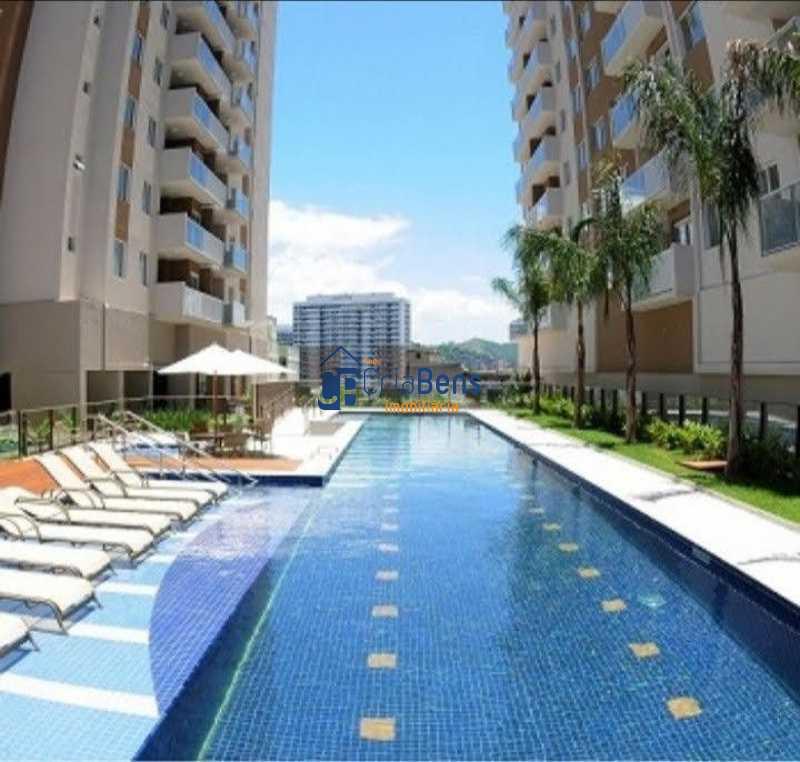 1 - Apartamento 3 quartos à venda Todos os Santos, Rio de Janeiro - R$ 460.000 - PPAP30188 - 1
