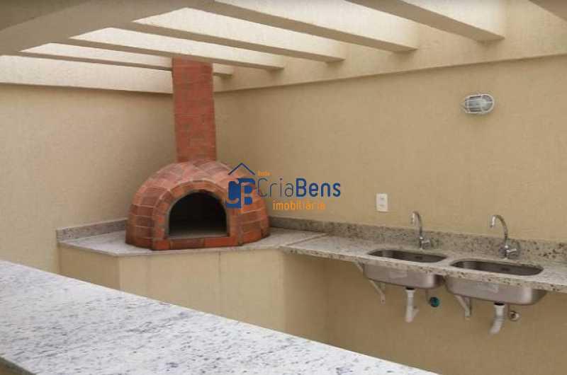 3 - Apartamento 3 quartos à venda Engenho de Dentro, Rio de Janeiro - R$ 370.000 - PPAP30189 - 4