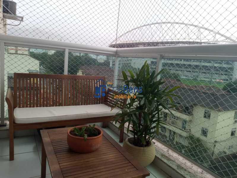 5 - Apartamento 3 quartos à venda Engenho de Dentro, Rio de Janeiro - R$ 370.000 - PPAP30189 - 6