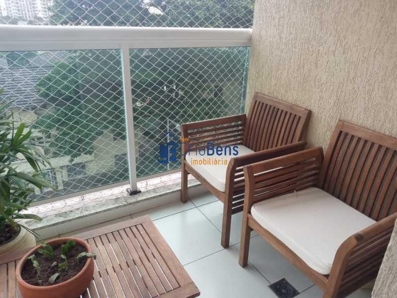 6 - Apartamento 3 quartos à venda Engenho de Dentro, Rio de Janeiro - R$ 370.000 - PPAP30189 - 7
