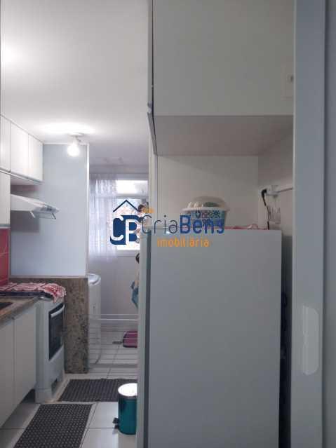 14 - Apartamento 3 quartos à venda Engenho de Dentro, Rio de Janeiro - R$ 370.000 - PPAP30189 - 15