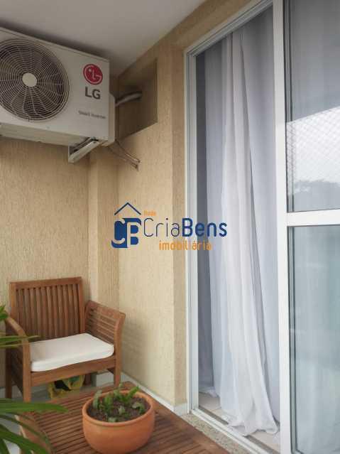 18 - Apartamento 3 quartos à venda Engenho de Dentro, Rio de Janeiro - R$ 370.000 - PPAP30189 - 19