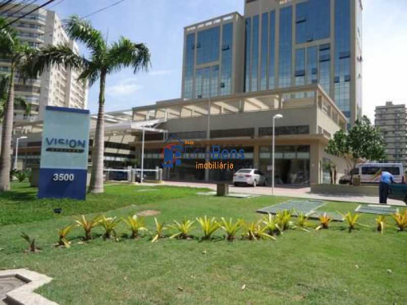 2 - Sala Comercial 22m² para alugar Barra da Tijuca, Rio de Janeiro - R$ 600 - PPSL00014 - 3