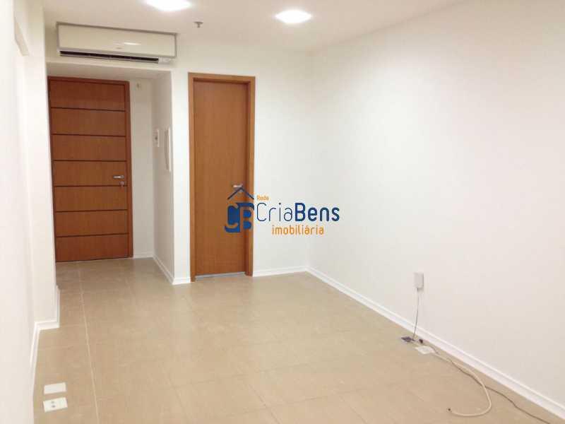 5 - Sala Comercial 22m² para alugar Barra da Tijuca, Rio de Janeiro - R$ 600 - PPSL00014 - 6