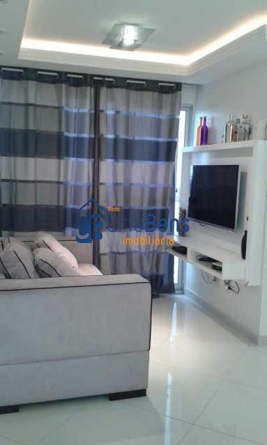 1 - Apartamento 2 quartos para alugar Piedade, Rio de Janeiro - R$ 1.100 - PPAP20543 - 1