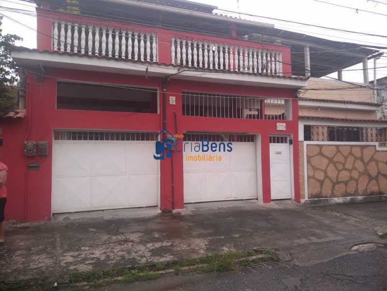 1 - Casa 2 quartos à venda Inhaúma, Rio de Janeiro - R$ 200.000 - PPCA20188 - 1