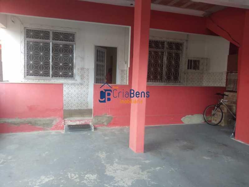 2 - Casa 2 quartos à venda Inhaúma, Rio de Janeiro - R$ 200.000 - PPCA20188 - 3