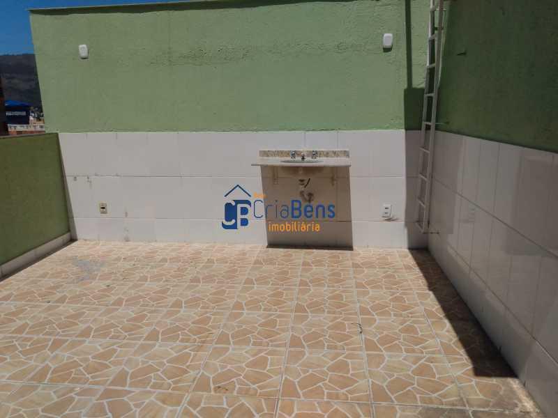12 - Casa 2 quartos à venda Piedade, Rio de Janeiro - R$ 230.000 - PPCA20190 - 13