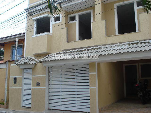 FOTO 1 - Casa 2 quartos à venda Tanque, Rio de Janeiro - R$ 350.000 - PR20138 - 1
