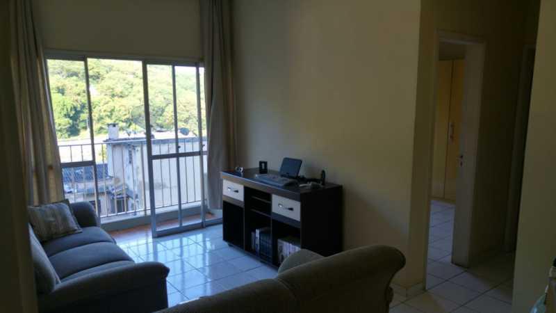 4 - Imóvel Apartamento À VENDA, Riachuelo, Rio de Janeiro, RJ - PPAP20130 - 5