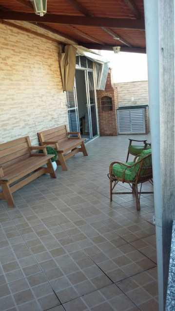 1 - Cobertura 1 quarto à venda Pilares, Rio de Janeiro - R$ 310.000 - PPCO10002 - 1