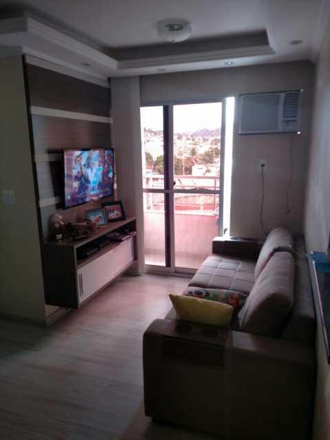 1 - Apartamento 2 quartos à venda Piedade, Rio de Janeiro - R$ 260.000 - PPAP20163 - 1