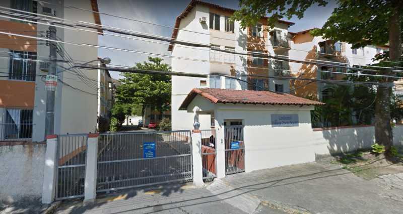 1 - Apartamento 2 quartos para alugar Piedade, Rio de Janeiro - R$ 650 - PPAP20176 - 1