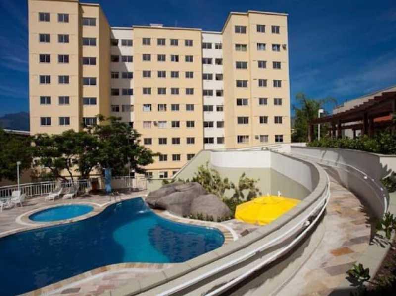 1 - Apartamento 3 quartos à venda Quintino Bocaiúva, Rio de Janeiro - R$ 330.000 - PPAP30070 - 1