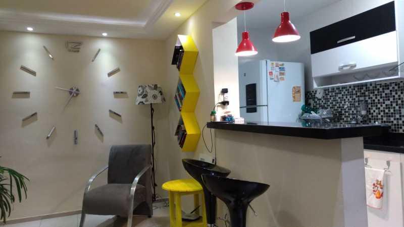 2 - Apartamento 2 quartos à venda Inhaúma, Rio de Janeiro - R$ 235.000 - PPAP20266 - 3