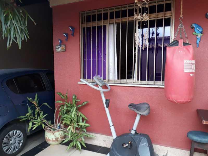 1 - Casa 3 quartos à venda Campo Grande, Rio de Janeiro - R$ 360.000 - PPCA30067 - 1
